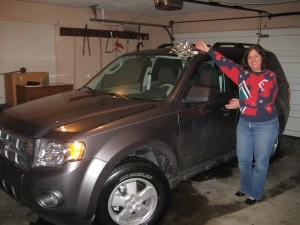 New Ford Escape For Mom