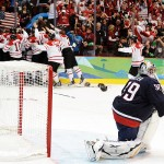 Canada Beats USA To Take Hockey Hold Medal