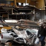 Chile 8.8 Magnitude Quake - AP Photo.