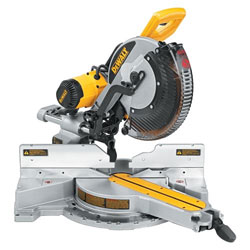 DeWalt DW718 12-inch double-bevel sliding miter saw